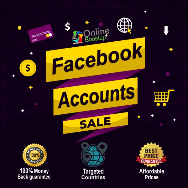 Buy Aged Facebook Accounts