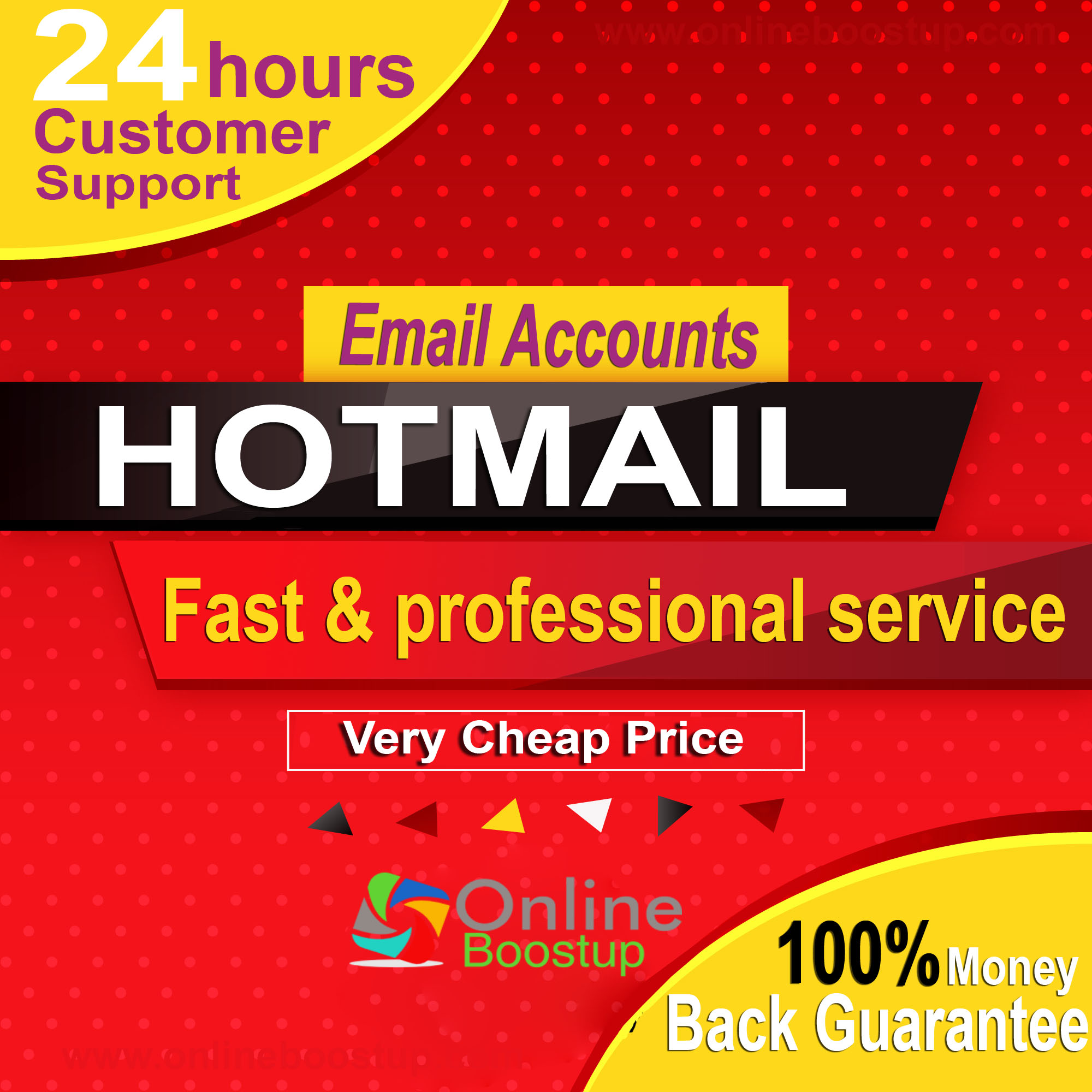 Buy Hotmail Email Accounts
